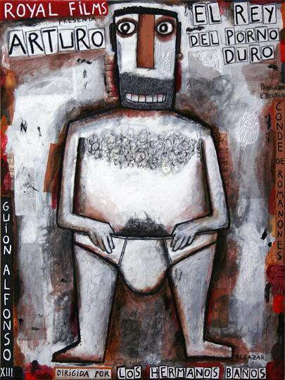 Arturo, el rey del porno duro