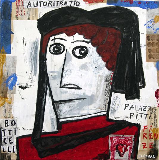 Boticelli. Autoritratto