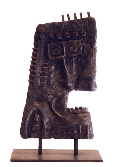 Cabeza Fósil I