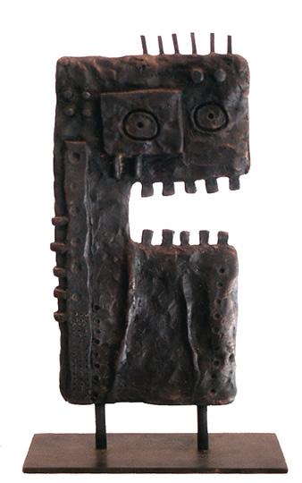 Cabeza Fósil III