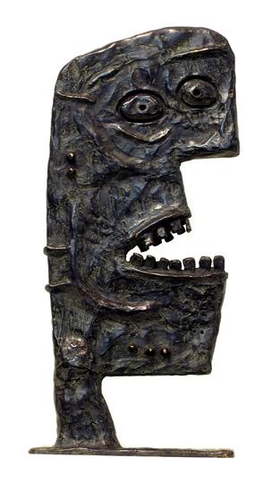Cabeza Fósil IV
