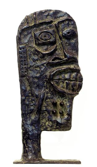 Cabeza Fósil V