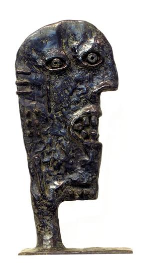 Cabeza Fósil VI