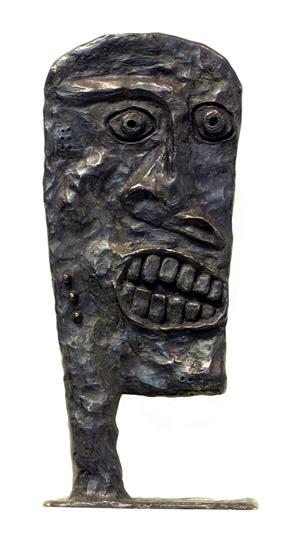 Cabeza Fósil VIII