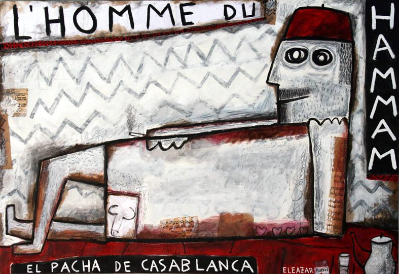 L'Homme du Hammam. El Pachá de Casablanca