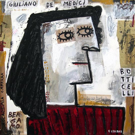 Boticelli. Giuliano di Medici