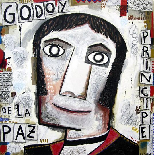 Godoy. Príncipe de la Paz