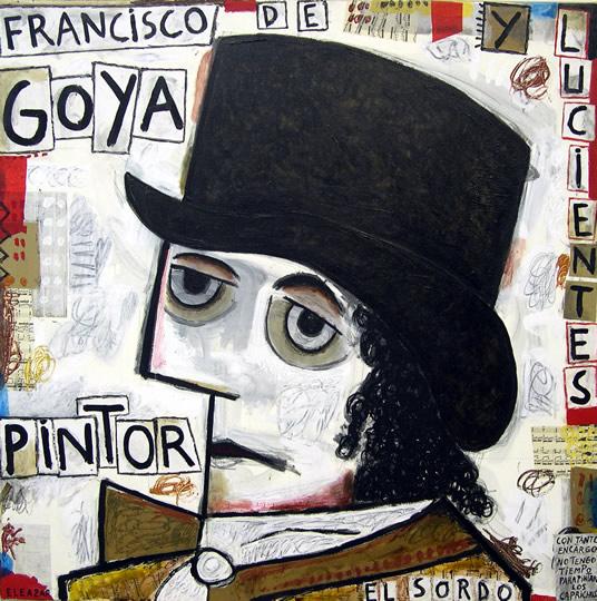 Goya. Pintor