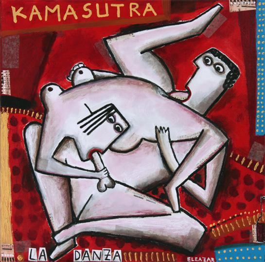 Kamasutra: La Danza