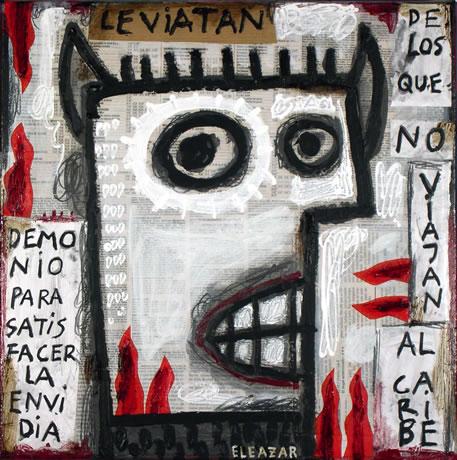 Leviatán para satisfacer la Envidia de los que no viajan al Caribe