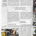 Le Quotidien Jurassien. Septiembre 2005