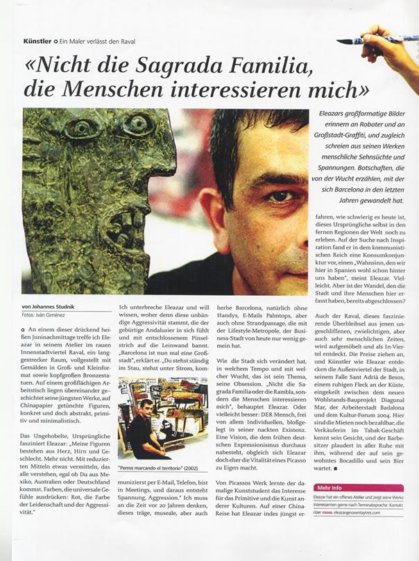BCN-Inside. Agosto 2003