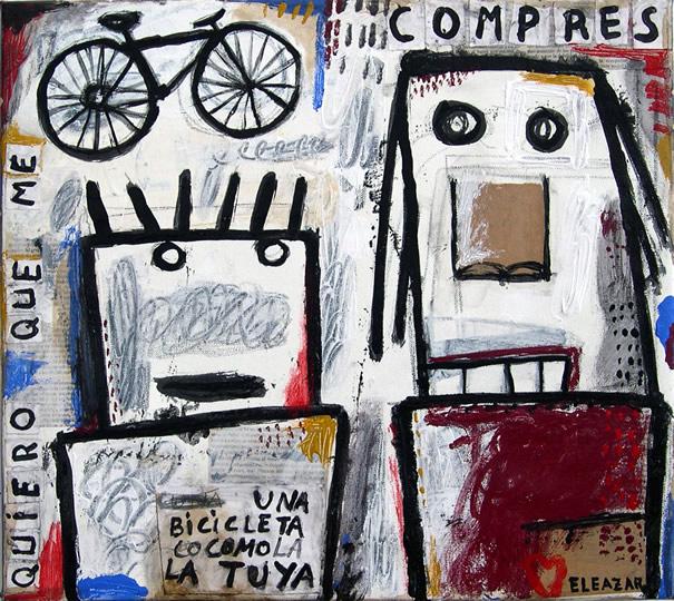 Quiero una bicicleta como la tuya