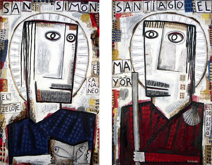 San Simón. Santiago el Mayor