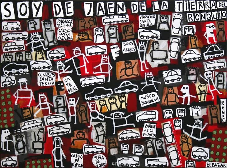 Soy de Jaén, de la tierra del ronquío