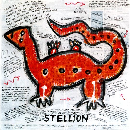 Stellion