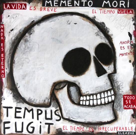 Memento Mori. Tempus Fugit