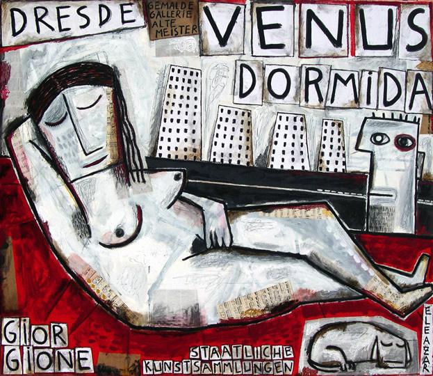 Venus dormida