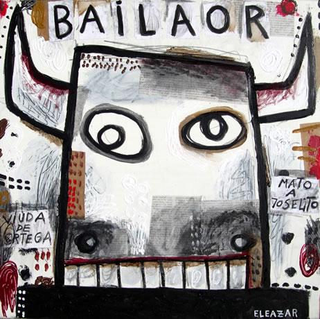 Bailaor. He killed Joselito