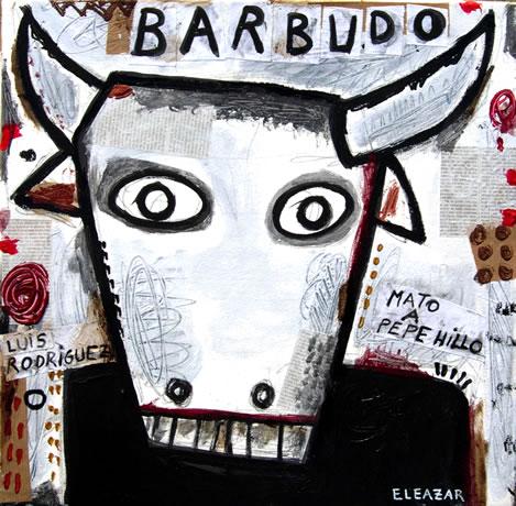 Barbudo. He killed Pepe Hillo