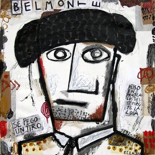 Belmonte. He shoot himself