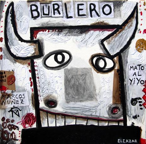 Burlero. He killed Yiyo
