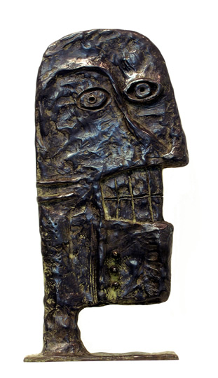 Fossil Head VII