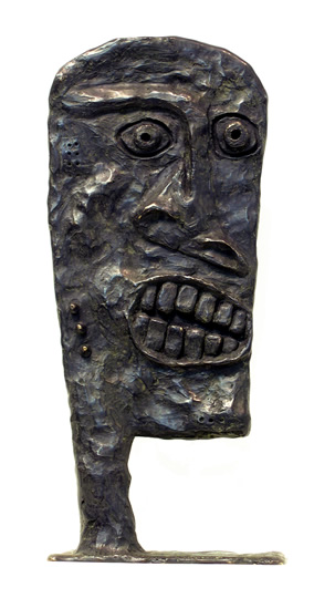 Fossil Head VIII