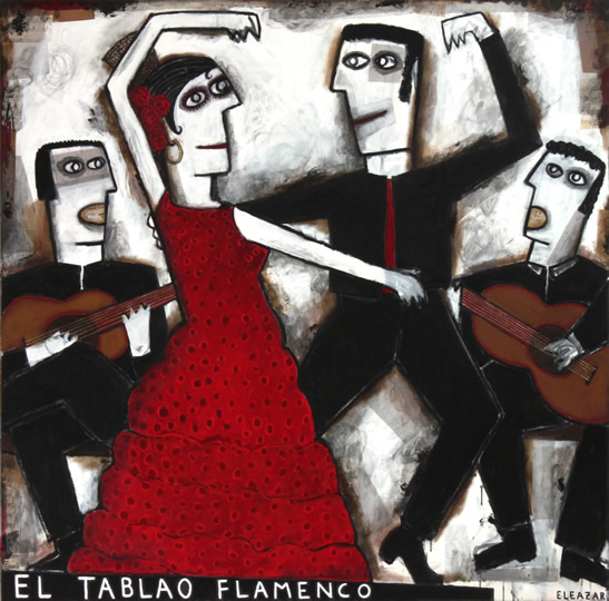 The Tablao Flamenco