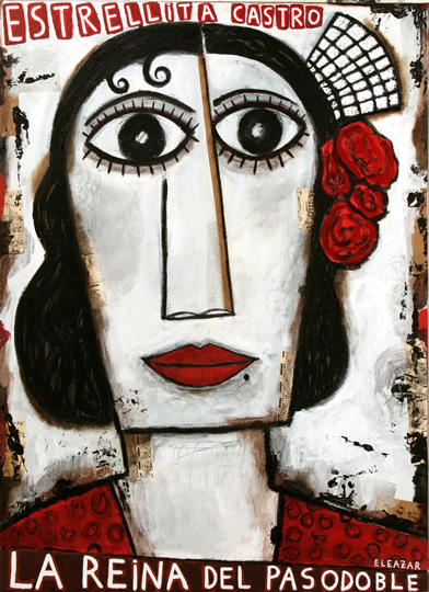 Estrellita Castro. The Queen of the Pasodoble
