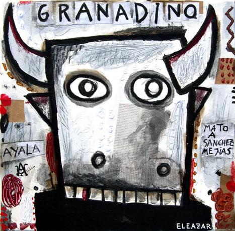 Granadino. He killed Sánchez Mejías