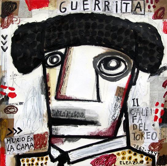 Guerrita. He died in bed