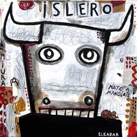 Islero. He killed Manolete