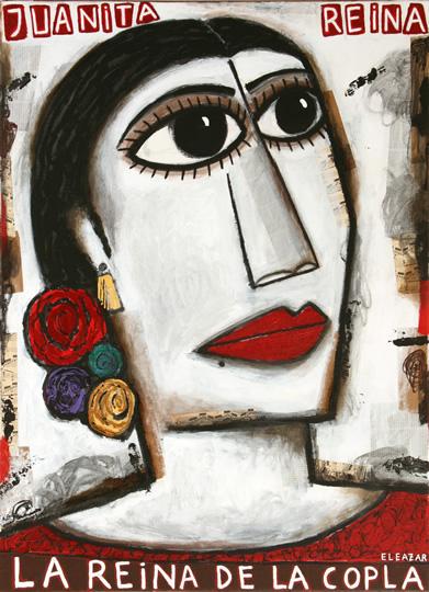 Juanita Reina. The Queen of the Copla