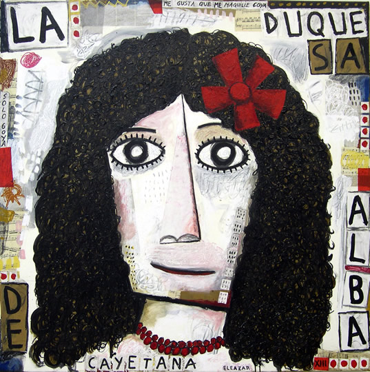 The Alba Duchess