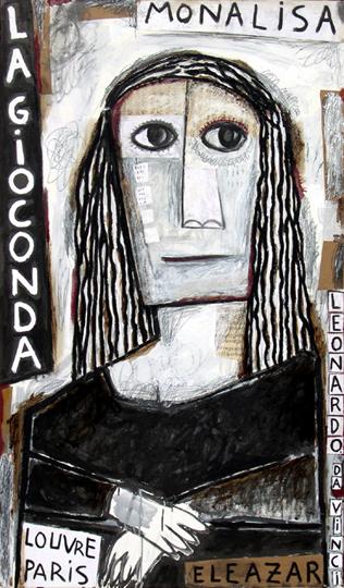 La Gioconda. Mona Lisa