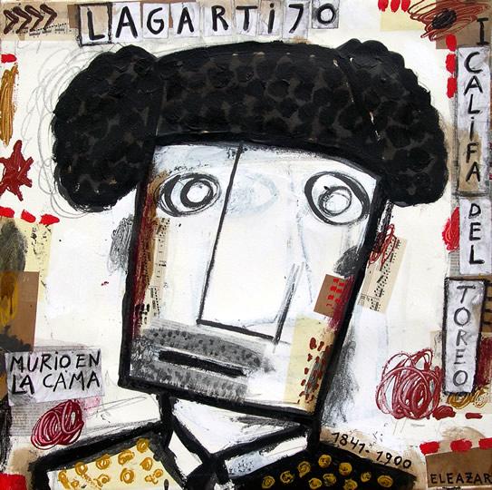 Lagartijo. He died in bed