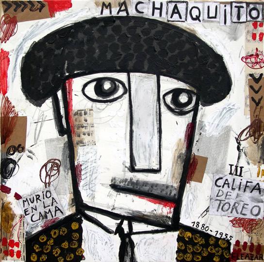 Machaquito. III Califa del Toreo. Murió en la cama