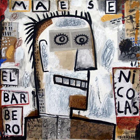 The Barber Maese Nicolás