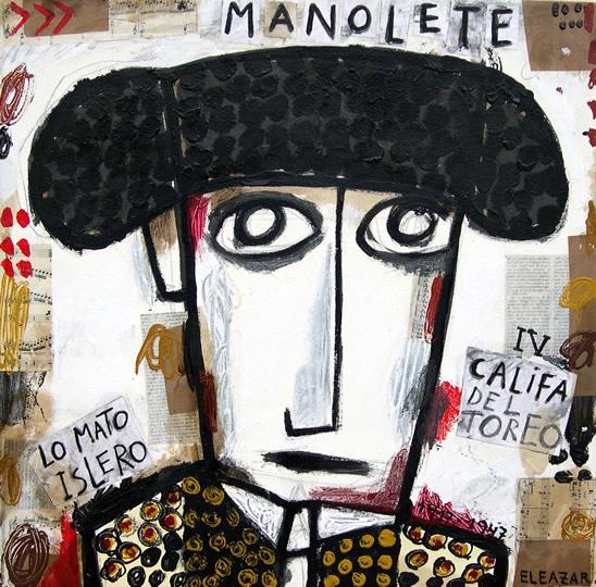 Manolete. IV Califa del Toreo. Lo mató Islero