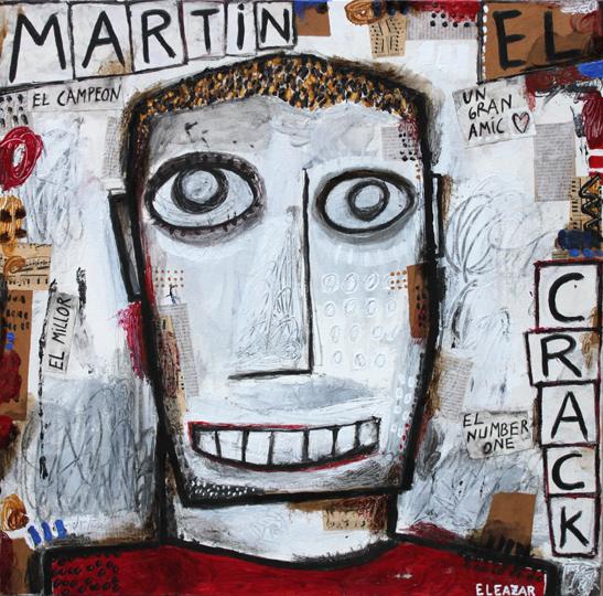 Martin. The crack
