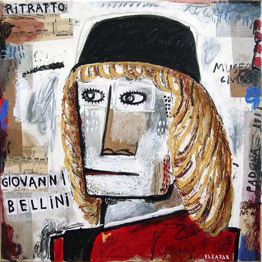 Giovanni Bellini. Ritratto