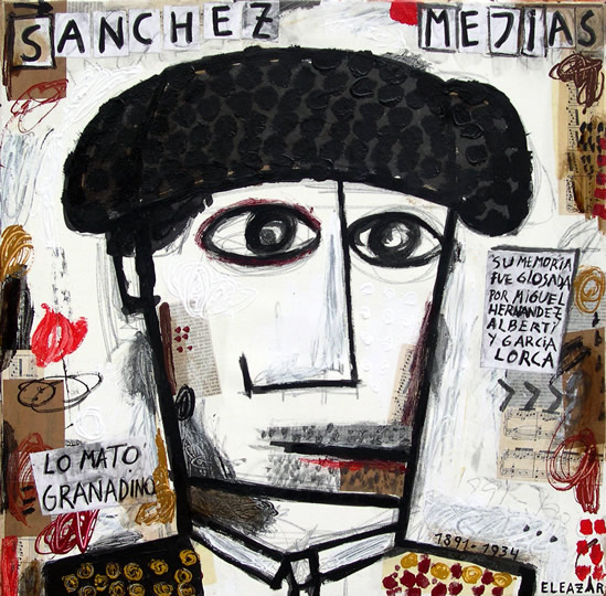 Sánchez Mejías. Lo mató Granadino