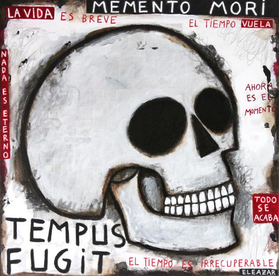 Memento Mori Tempus Fugit