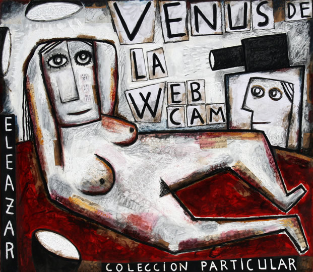 Venus of the WebCam