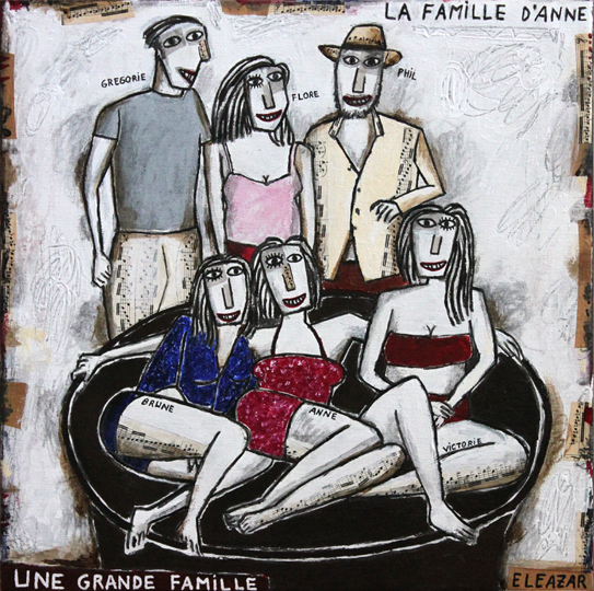La Famille d'Anne. Une Grande Famille